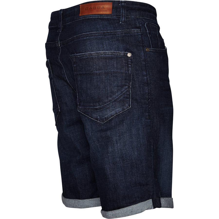 JASON SHORTS K1703 RS0962 - Jason Shorts - Shorts - Regular - MØRK DENIM - 3